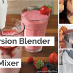 Immersion Blender Vs Hand Mixer