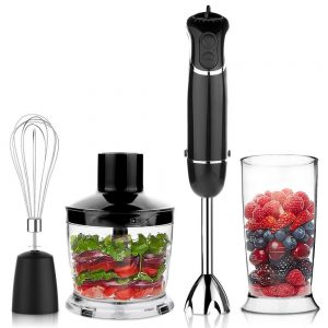 OXA Smart Powerful 4-in-1 Immersion Hand Blender Review
